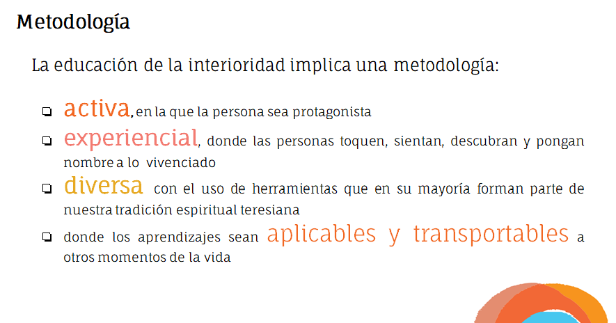 Plan de interioridad- interior documento